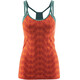 Red Chili Bintou Sleeveless Shirt Women orange